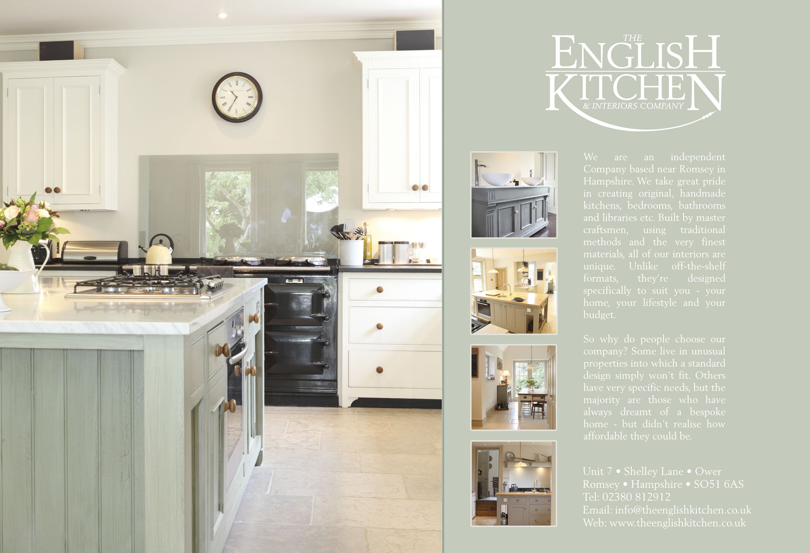 The english kitchen company handmade bespoke kitchens for Kitchen company